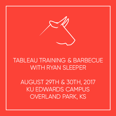 Tableau Training and Barbecue with Ryan Sleeper width=