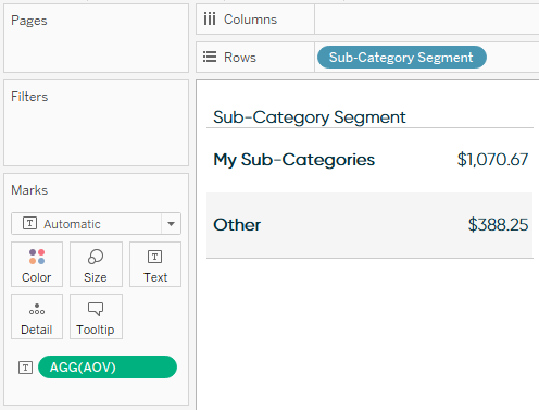 Answering Business Questions with Tableau Calculated Fields