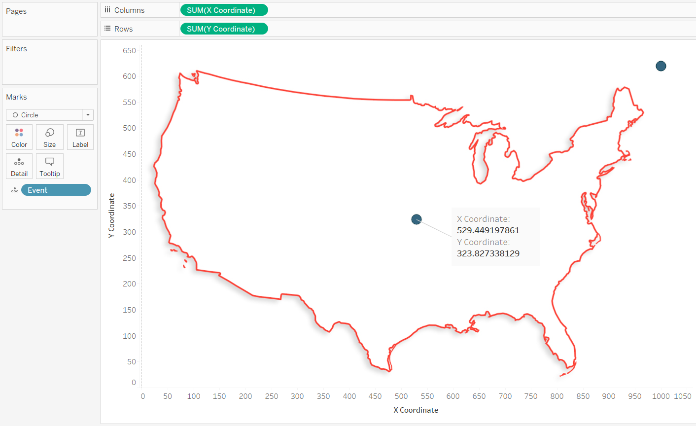 How to Make a Custom Map in Tableau | Playfair Data