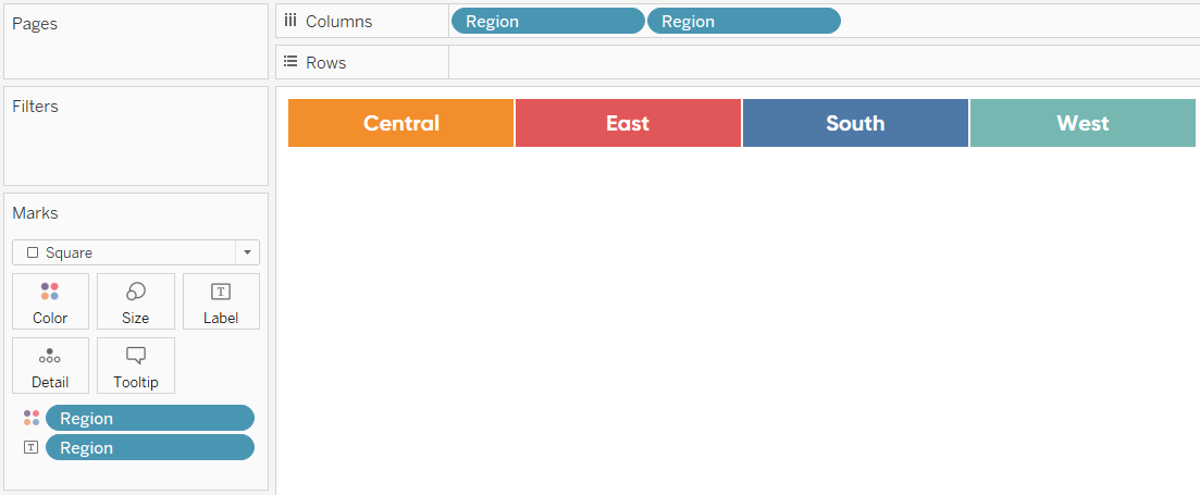 Tableau Highlight Table Navigation with Formatting