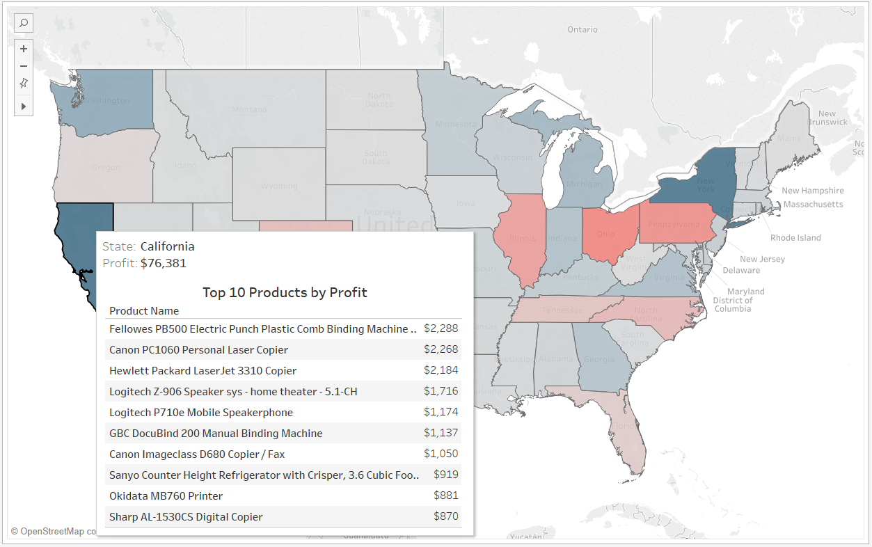 List in Tableau Tooltip after Adding Set Filter to Context